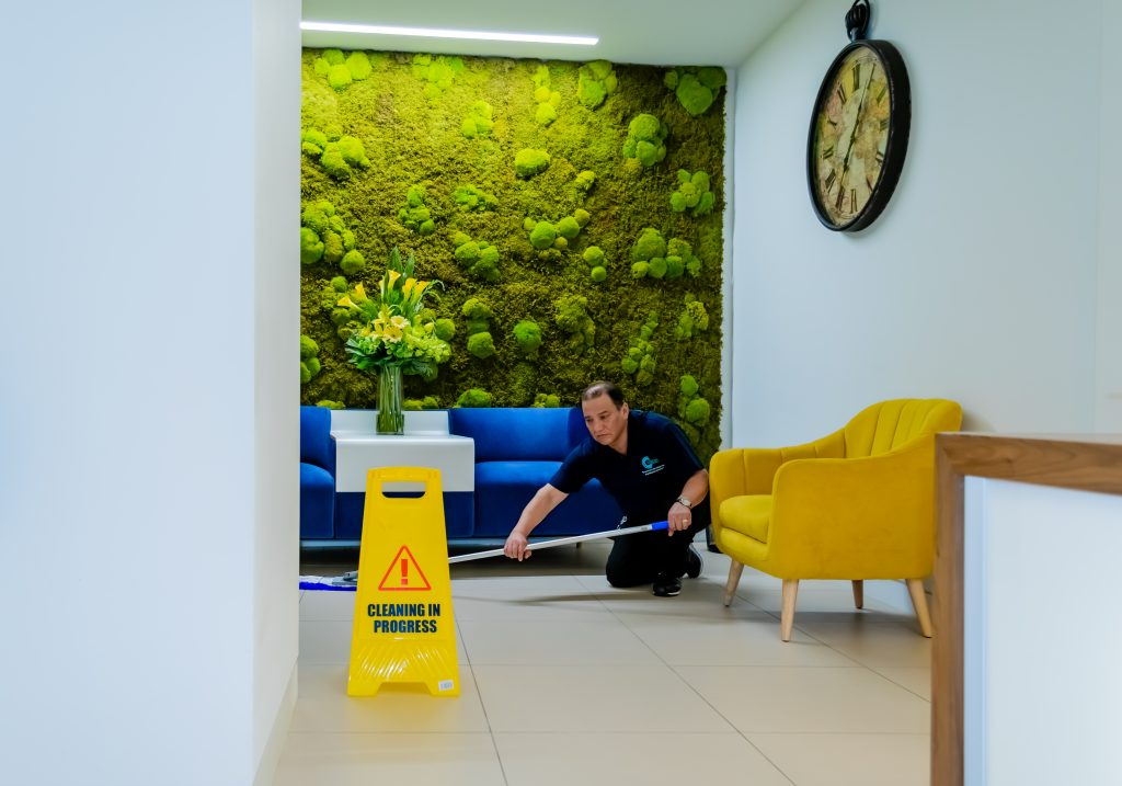 Floor Maintenance Cleaning Services