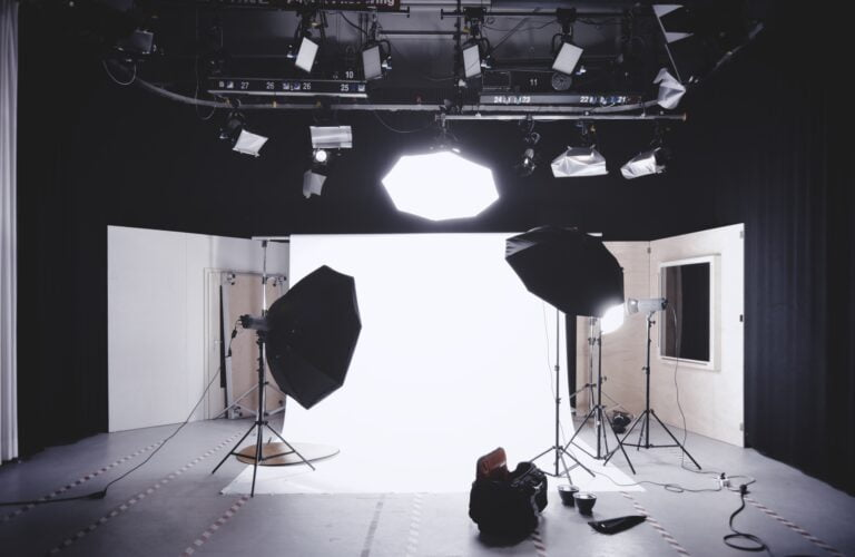 Media & Production Cleaning Services